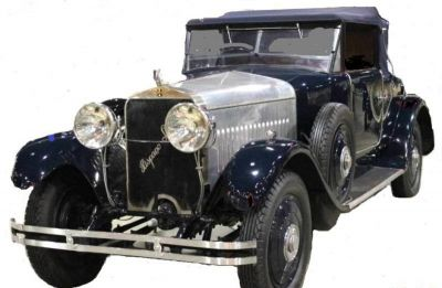 Oldtimer! I am searching Hispano Suiza and Delage