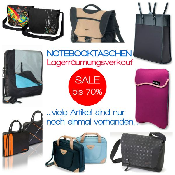 Notebook- oder Laptoptasche?