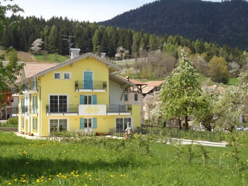 Bed and breakfast in Sudtirol Nonstal