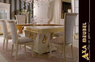italienische luxus wohnzimmer goccia gold AXA Möbel angebote