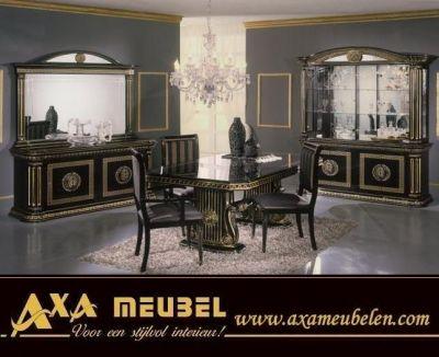 italienische hochglanz versace axa wohnzimmer m bel angebote