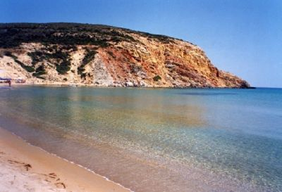 Greece Cyclades island of Milos rent rooms, studios, apartment