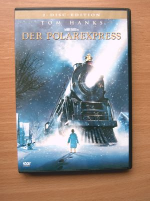DER POLAREXPRESS Mit Tom Hanks