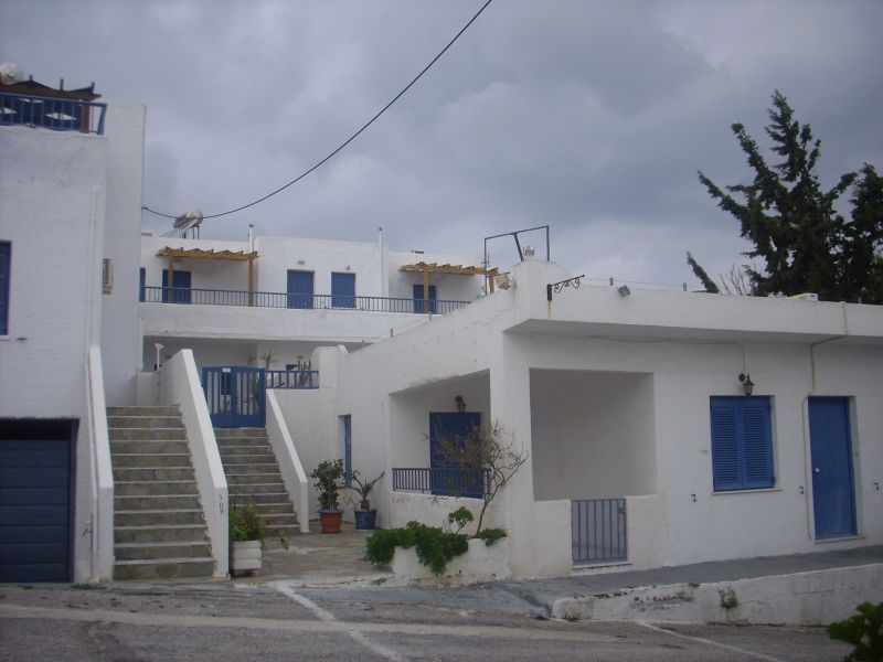 Greece Cyclades Milos island resort for sale in the center of Adamas