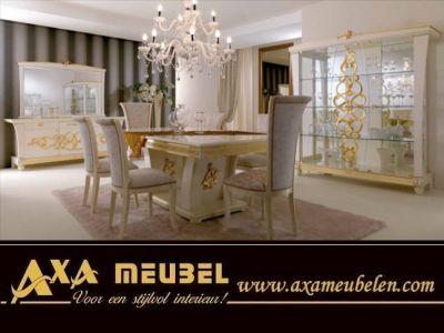 italienische luxus wohnzimmer goccia gold axa m bel angebote. Black Bedroom Furniture Sets. Home Design Ideas