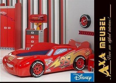 Disney Cars Mcqueen Zimmer Kinder Rennwagen Autobett Axa Möbel