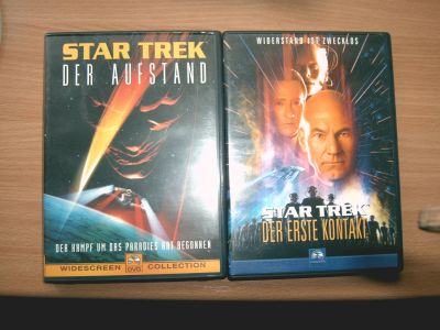 9 DVD - COLLECTION STAR TREK
