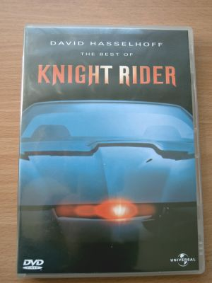 KNIGHT RIDER MIT David Hasseldorff