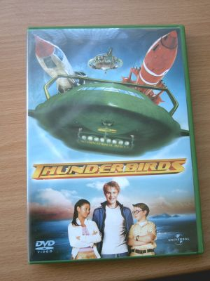 THUNDERBIRDS - 2 DVD