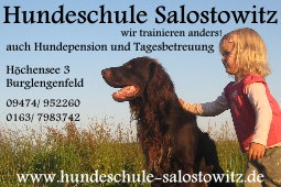 Hundepension - Salostowitz
