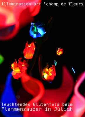 light & fashion – Lichtkunst trifft Modedesign